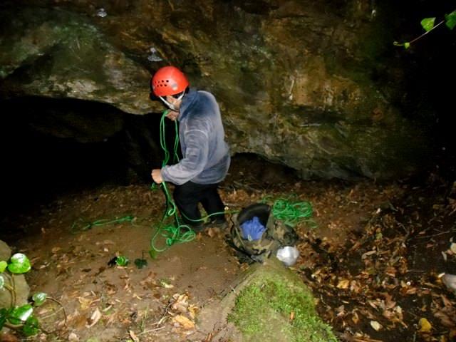 غار خون فوشه