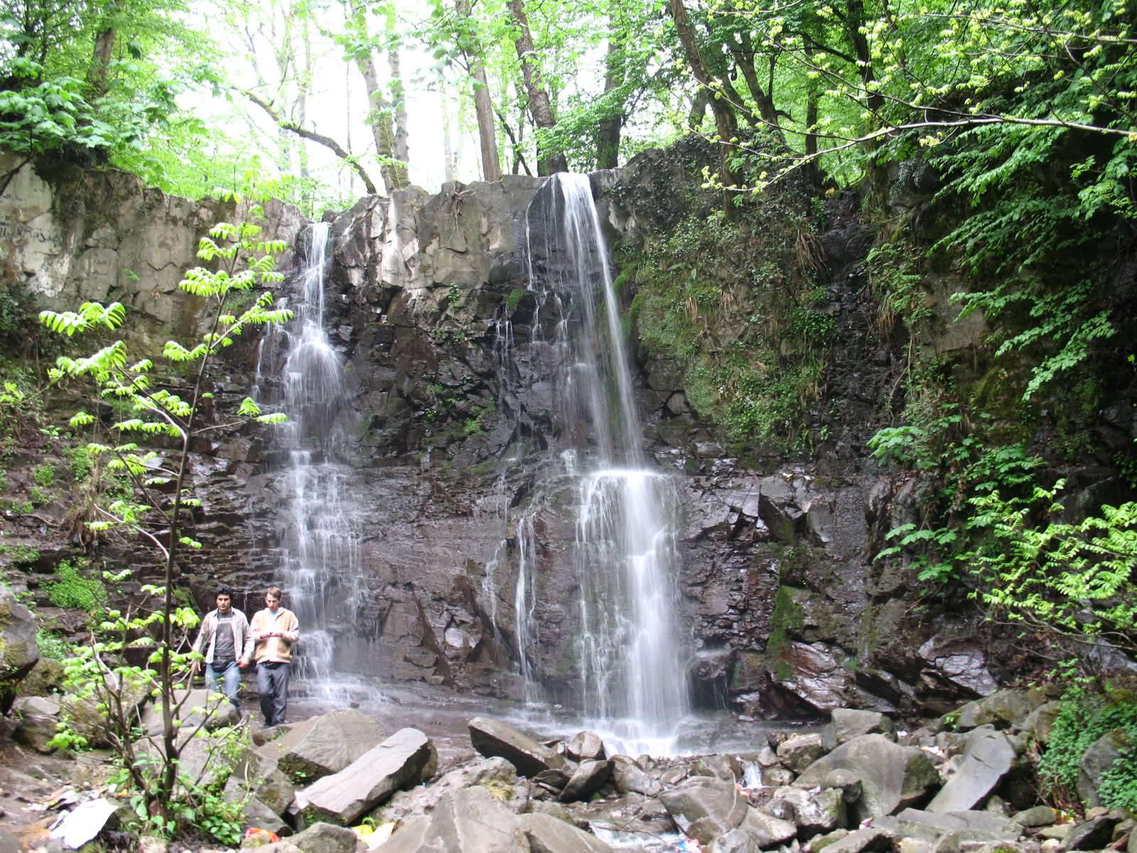 آبشار لونک