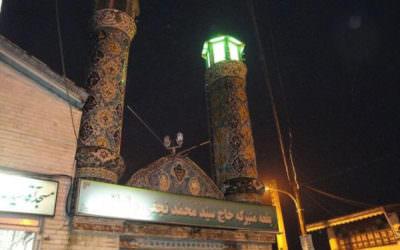 آرامگاه آقا سید نجفی انزلی – راهنمای گردشگری استان گیلان