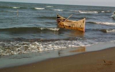 منطقه ساحلی حاجی بکنده رشت