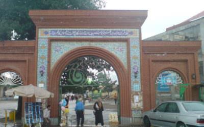 امامزاده ابراهیم و قاسم – راهنمای گردشگری استان گیلان