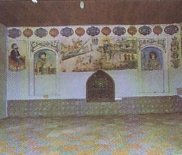 مسجد آقا سید حسین - راهنمای گردشگری استان گیلان