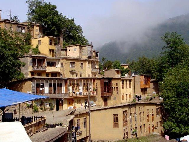 شهرک تاریخی ماسوله