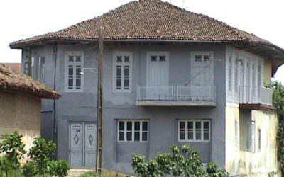 خانه قدیم منجم باشی