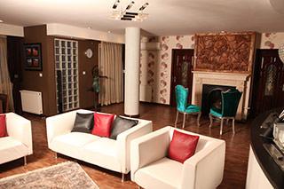 اتاق VIP - هتل دلفین بندر انزلی
